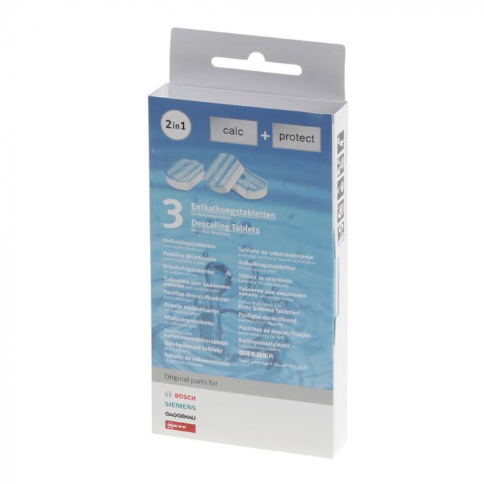 "Nukalkinimo tabletės Siemens & Bosch ""TZ80002"""