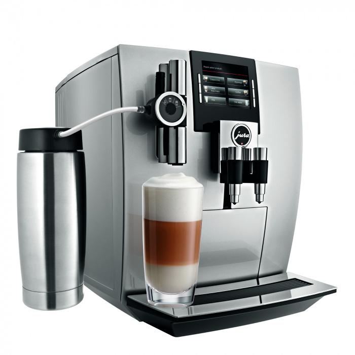 "Kohvimasin JURA ""J90"""