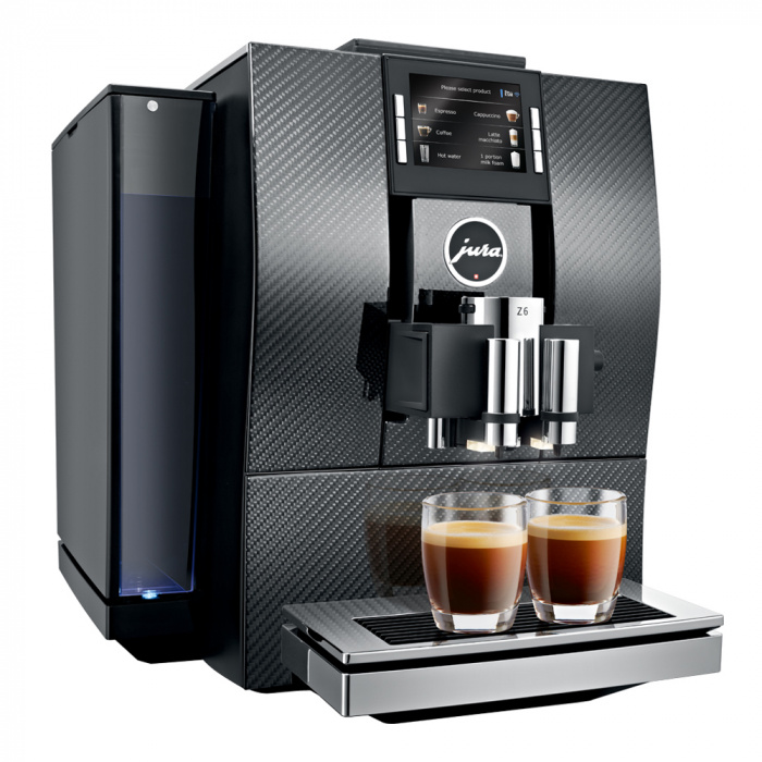 "Kohvimasin JURA ""Z6 Carbon"""