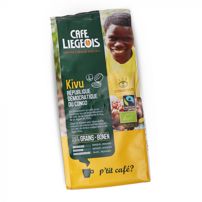 """Kafijas pupiņas Café Liegeois """"Kivu"""", 250 g"""