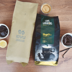 "Kohviubade komplekt ""Kivu & Magnifico"" 2kg"