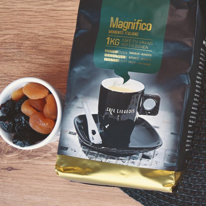 """Zestaw kawy ziarnistej """"Kivu & Magnifico"""", 2kg"""