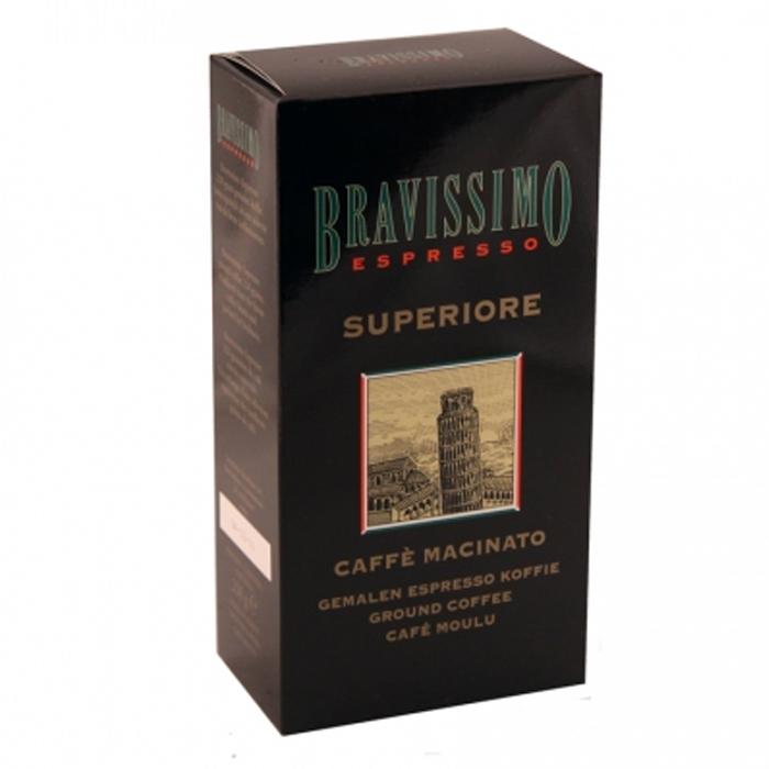 "Kawa mielona Bravissimo Espresso ""Superiore"" 250 g"