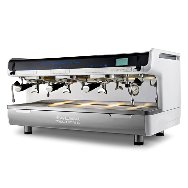 "Traditional Espresso machine Faema ""Teorema"""