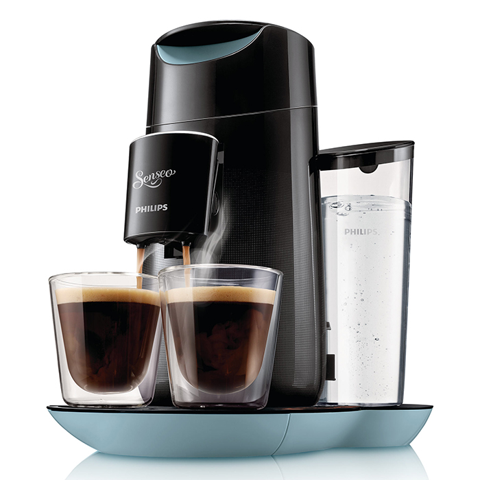 "Coffee machine Saeco Senseo ""Twist Misty Dawn HD7870/60"""