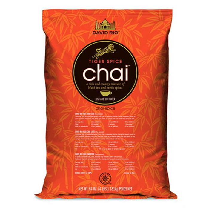 """Exotic spices tea David Rio """"Tiger Chai"""""""
