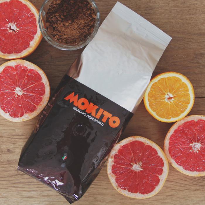 "Coffee beans Mokito ""Bianco"", 1kg"