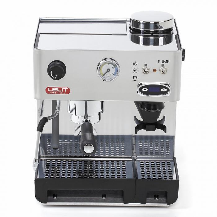 "Tradicinis espresso kavos aparatas LELIT ""Anita TEMD"""