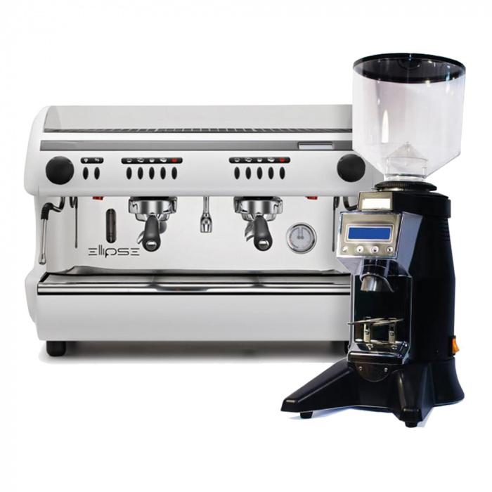 "Tradicionālais espresso automāts ""Cime Ellipse Bianca"""