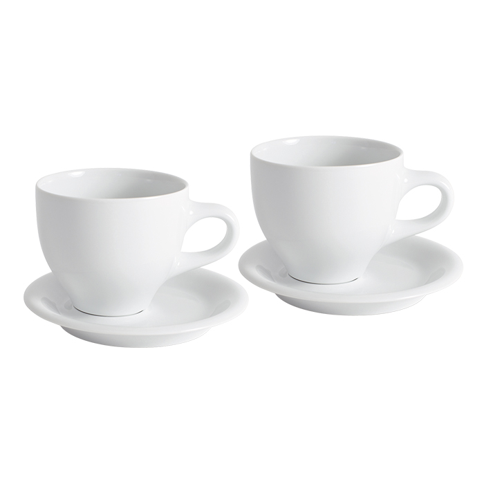 Café Sommelier CAFÉ AU LAIT latte macchiato kupit 2 kpl