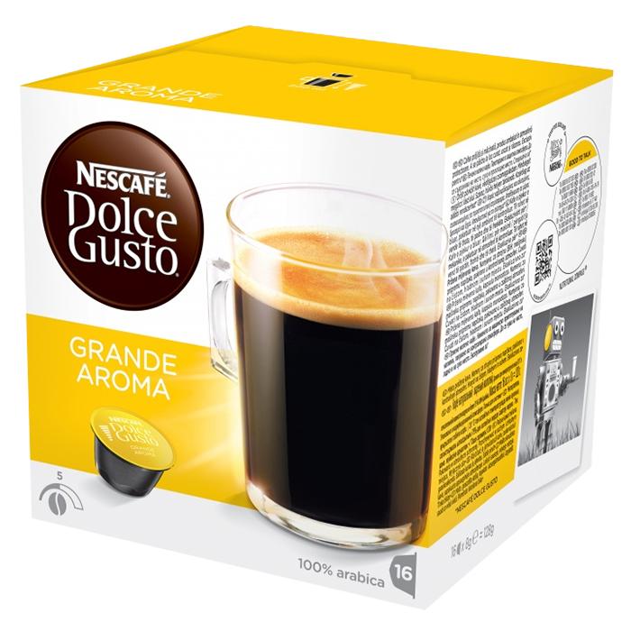 """Kahvikapselit NESCAFÉ Dolce Gusto """"Grande Aroma"""""""