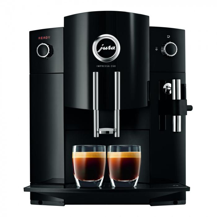 """Kohvimasin JURA """"IMPRESSA C60"""""""