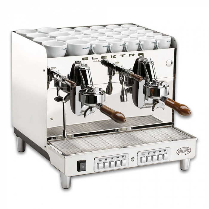 """Kavos aparatas Elektra """"Sixties"""" dviejų grupių"""