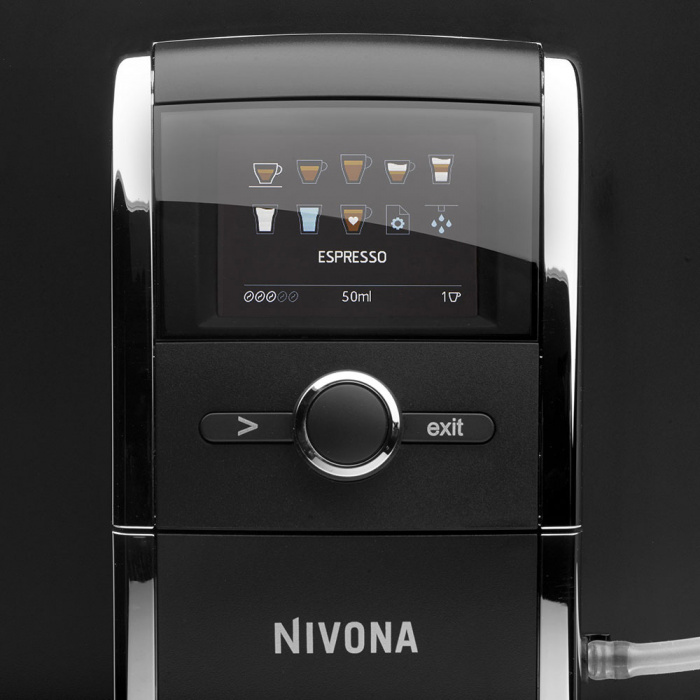 """Kavos aparatas Nivona """"CafeRomatica 838"""""""