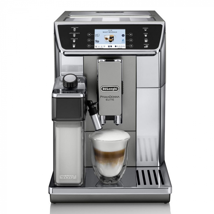 "Ekspres do kawy De'Longhi ""Primadonna Elite ECAM 650.55.MS"""