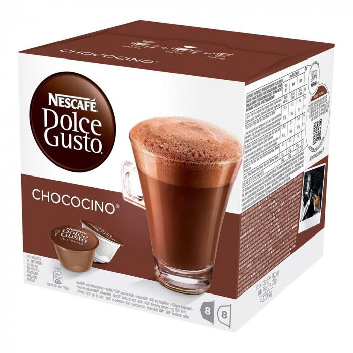 """Kapsulas NESCAFÉ Dolce Gusto """"Chococino"""""""