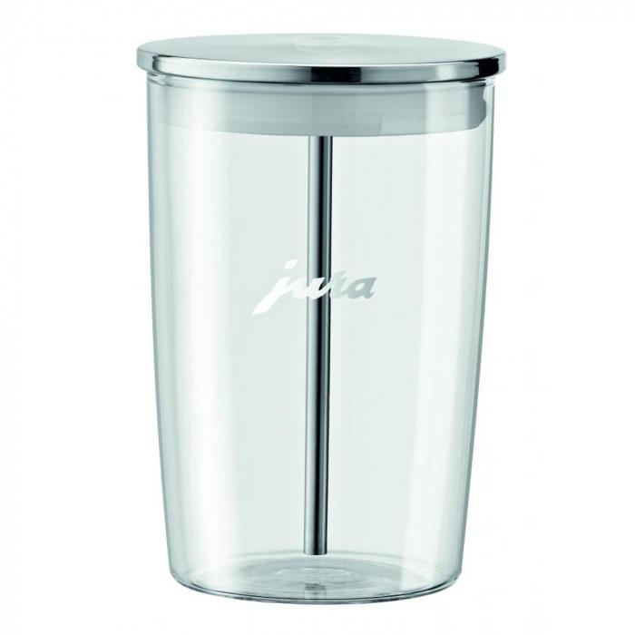 Szklany pojemnik na mleko JURA
