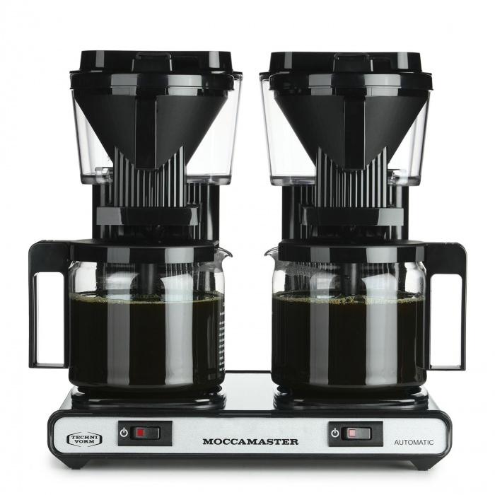 """Kafijas automāts ar pilienu filtru Moccamaster """"KBG 744 AO"""""""