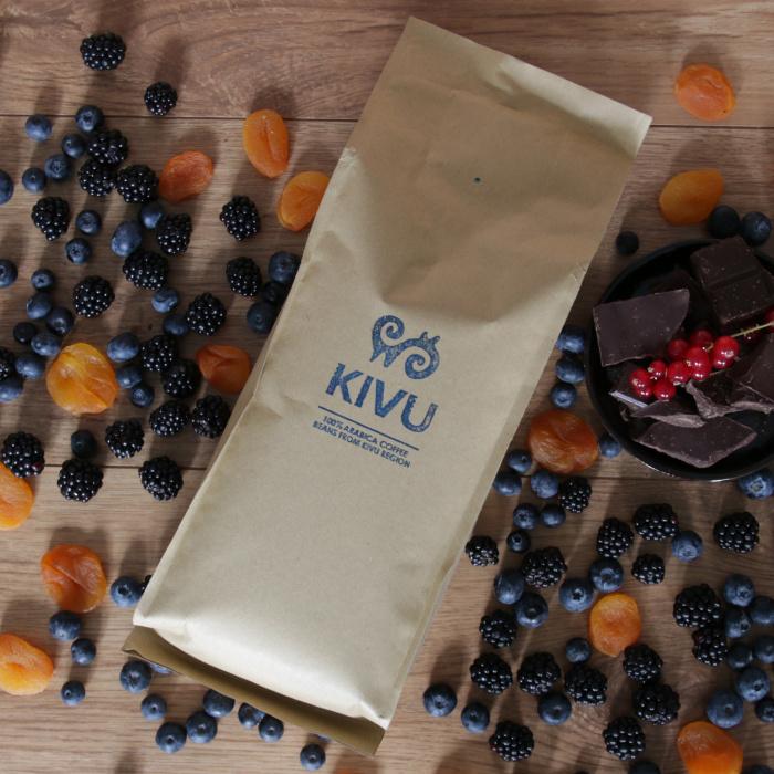 """Kawa ziarnista Przyjaciele Kawy """"Kivu"""", 1kg"""