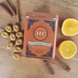 """Herbata czarna z aromatem Harney&Sons """"Hot Cinnamon Sunset"""""""