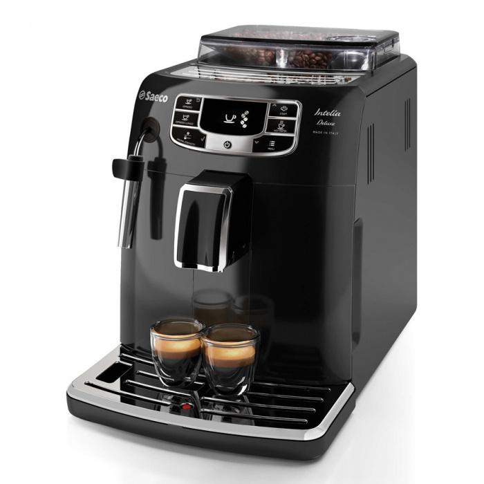 "Coffee machine Saeco ""Intelia Deluxe HD8902/01"""