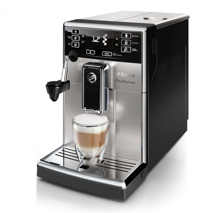 "Ekspres do kawy Saeco ""PicoBaristo Automatic HD8924/09"""
