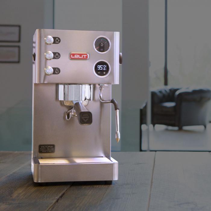 """Traditsiooniline kohvimasin Lelit """"Victoria PL91T"""""""