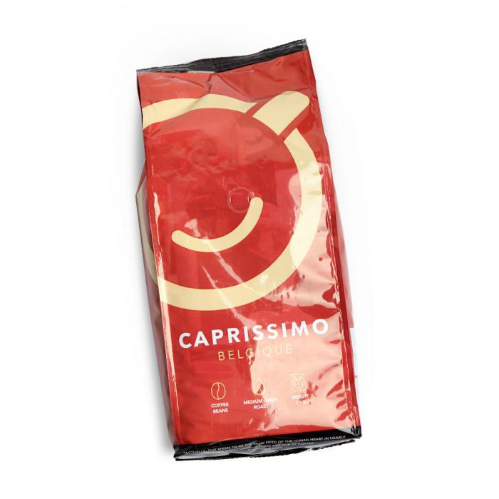 """Kawa ziarnista Przyjaciele Kawy """"Caprissimo Belgique"""", 1 kg"""