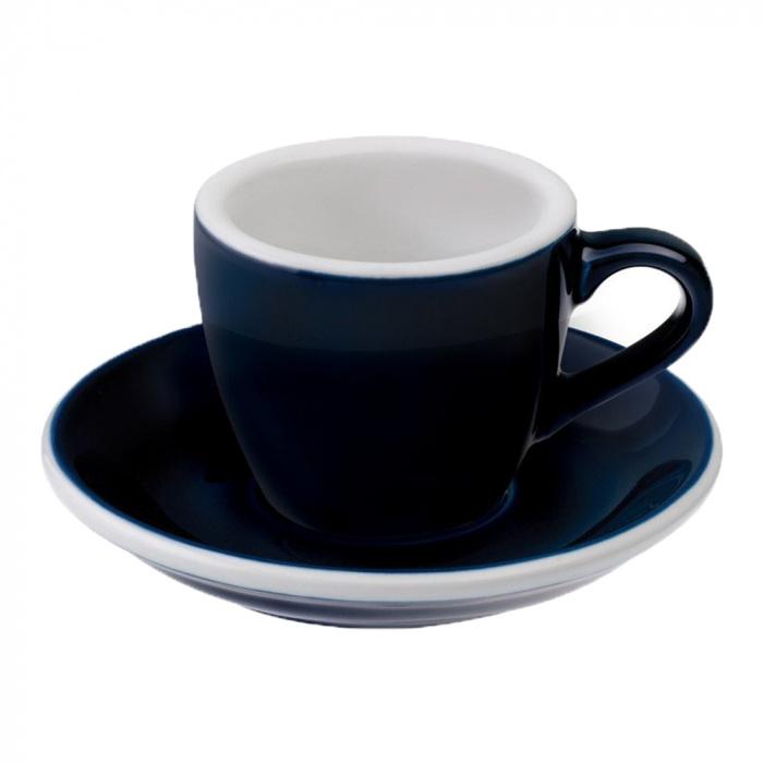 """Espresso kuppi ja lautanen Loveramics """"Egg"""", 80ml"""