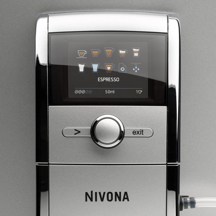 """Kavos aparatas Nivona """"CafeRomatica 839"""""""