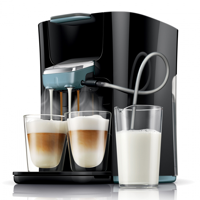 "Ekspres do kawy Saeco Senseo ""Latte Duo  HD7855/60"""