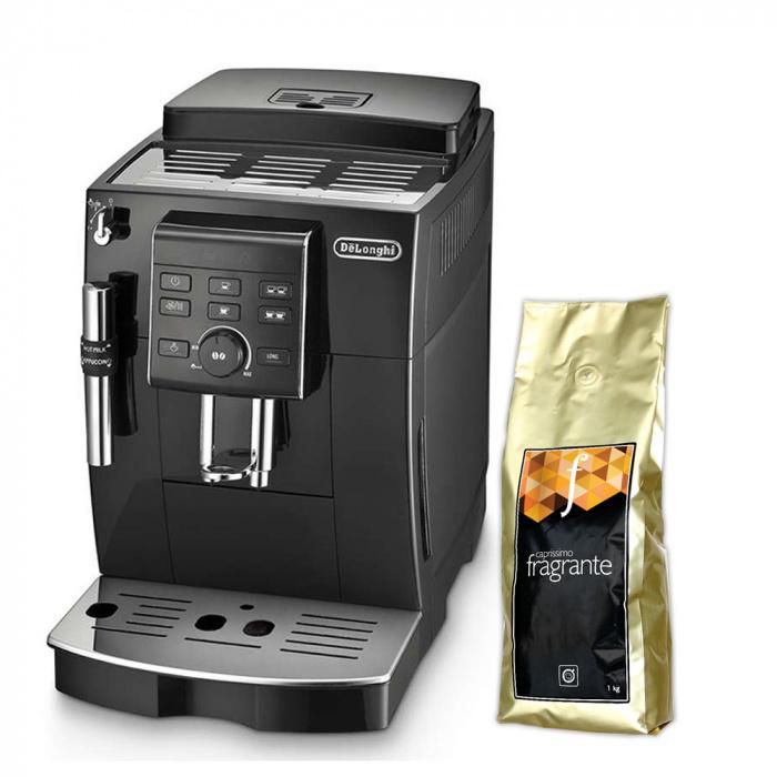 "Ekspres do kawy DeLonghi ""ECAM 23.120"" +kawa"