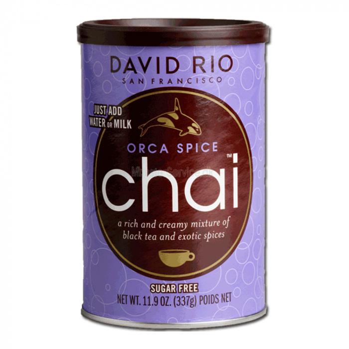 "Herbata czarna David Rio ""Orca Spice"""