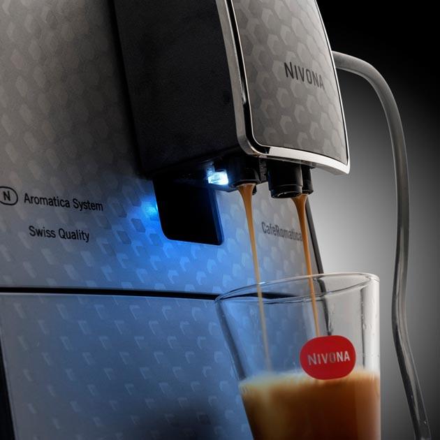 """Kavos aparatas Nivona """"CafeRomatica 768"""""""