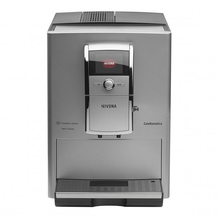 """Kavos aparatas Nivona """"CafeRomatica 848"""""""