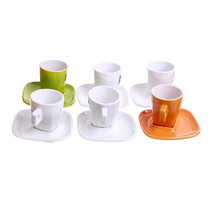 """Espresso puodeliai Cafe Liegeois """"Espresso"""" (6 vnt.)"""