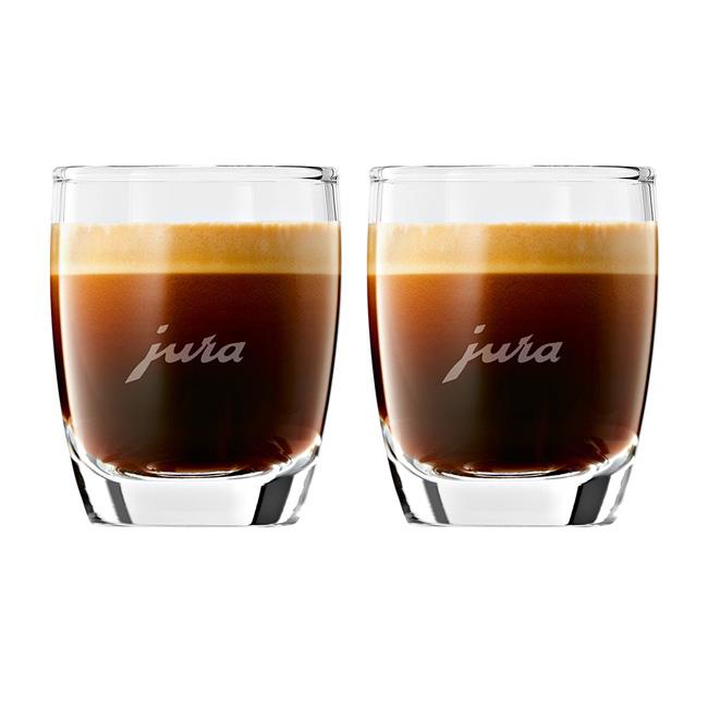 Espresso stiklinaitės JURA