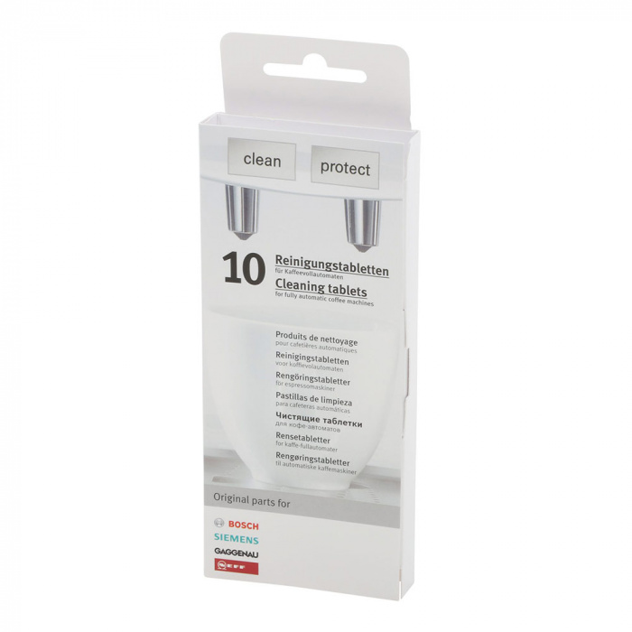 """Tīrīšanas tabletes Siemens """"TZ80001"""""""
