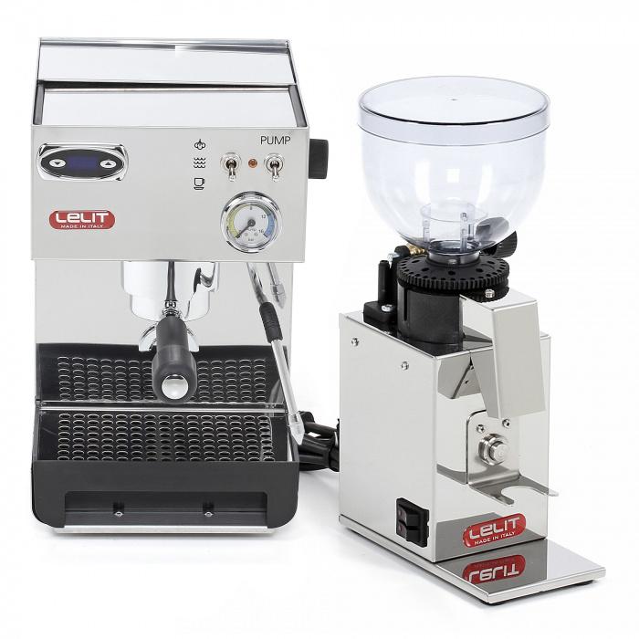 """Profesjonalny ciśnieniowy ekspres do kawy LELIT """"Anna TEM"""""""