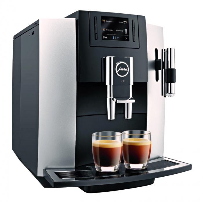 """Kohvimasin JURA """"IMPRESSA E8"""""""