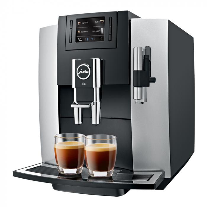 """Ekspres do kawy JURA """"IMPRESSA E8"""""""