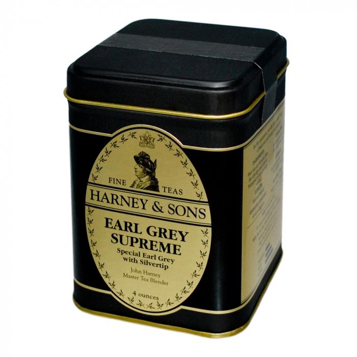 "Herbata czarna Harney&Sons ""Earl Grey Supreme"""