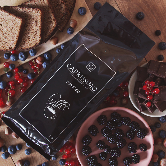 "Coffee Mate's beans ""Caprissimo Espresso"", 1kg"