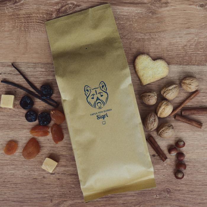 """Przyjaciele Kawy kawa ziarnista """"Papua New Guinea Sigri"""", 1kg"""