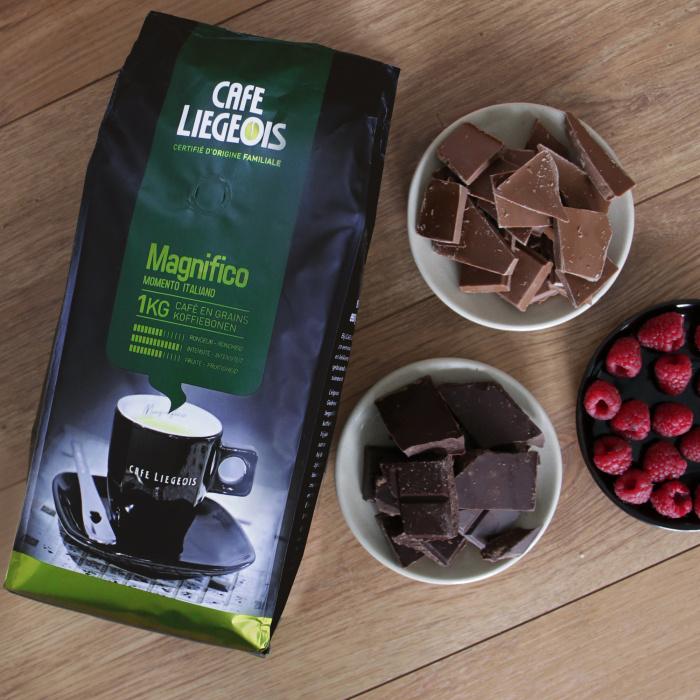 """Kafijas pupiņas Café Liegeois """"Magnifico"""", 1 kg"""