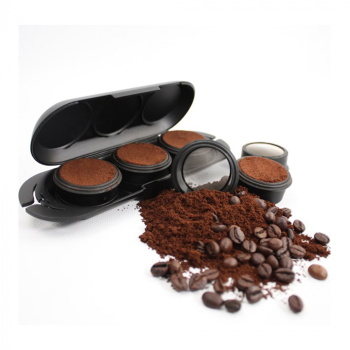 Jahvatatud kohvi karp Handpresso