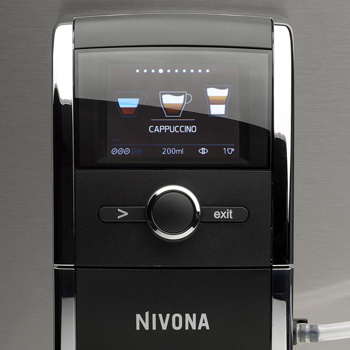 """Kavos aparatas Nivona """"NICR 859"""""""