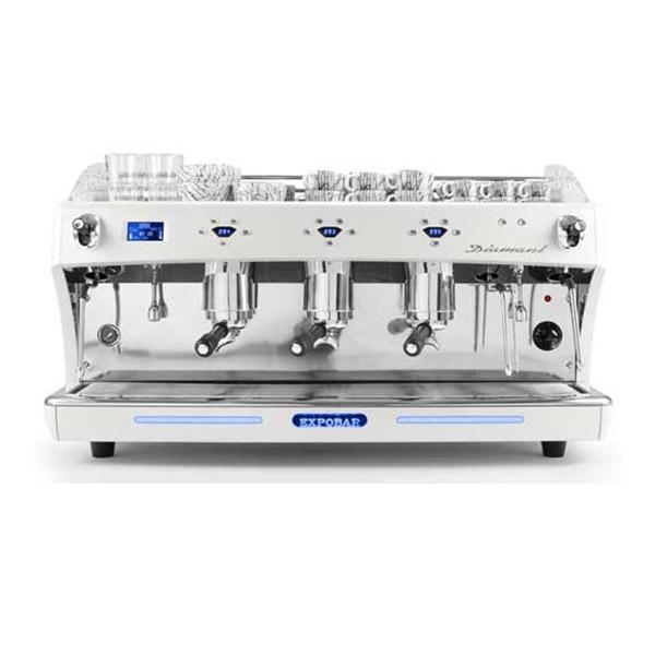 """Tradicinis Espresso aparatas EXPOBAR """"Diamant"""""""