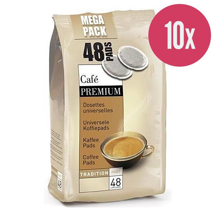 "Kafijas spilventiņi ""Coffee Premium Mega Pack"" 336g. (x10)"
