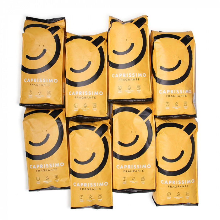 "KahviKaveri ""Caprissimo Fragrante"" kahvipavut, 8 kg"